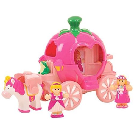 Wow Pippas Princess Carriage   Fantasy  4 Piece Set
