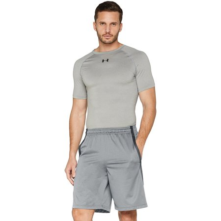 Under Armour Men's Tech Mesh Shorts (Steel,