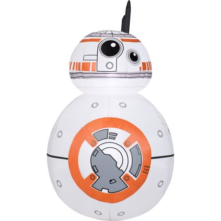 Gemmy Airblown Inflatables Christmas Inflatable BB-8, 4.5'