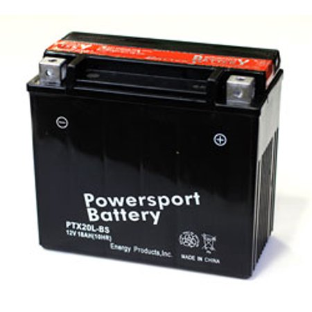 Replacement for BRP GTX 550CC SNOWMOBILE BATTERY FOR YEAR 2010 MODEL replacement battery