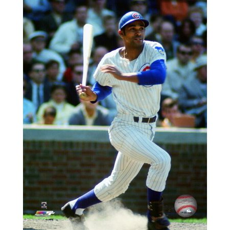 Billy Williams 1967 Action Photo Print