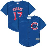 Kris Bryant Chicago Cubs Toddler Replica Player Jersey - Royal