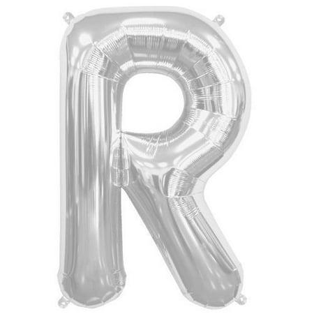 Letter R Balloon, 13.5