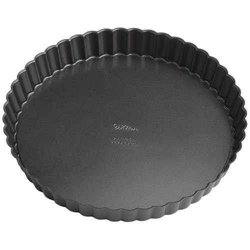 "Wilton Perfect Results 9"" Tart & Quiche Pan, Round 2105-6818"