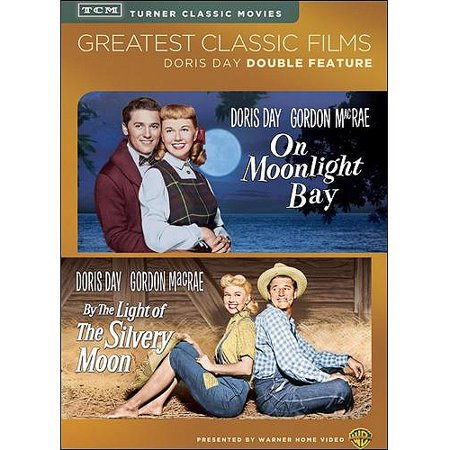 Tcm Greatest Classic Films  Doris Day   On Moonlight Bay   By The Light Of The Silvery Moon