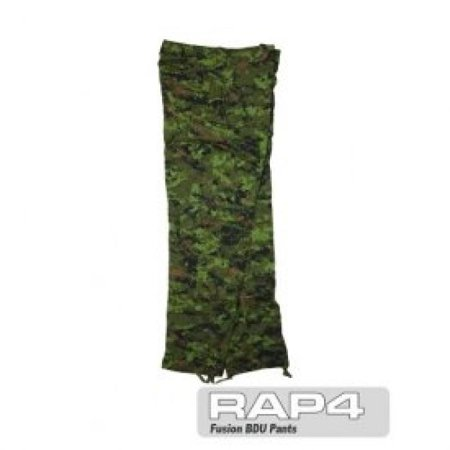 CADPAT BDU Pants 4X Large - paintball apparel