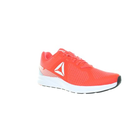 Reebok Womens Endless Road Red Running Shoes Size 6.5 (Reebok Red Shoes Women)