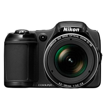 fast Track Nikon Black L820