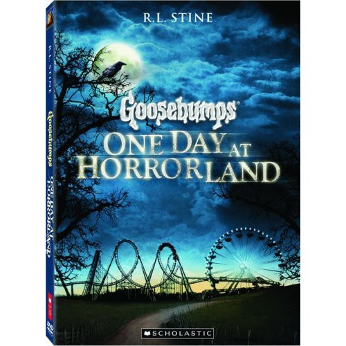 Goosebumps: One Day At HorrorLand (Full Frame)
