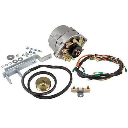New 600 700 800 900 2000 4000 Ford Tractor 12V Conversion Kit for 4 Cyl