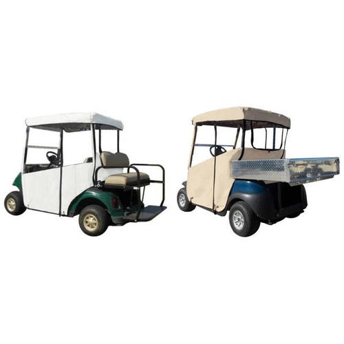 "3-Sided Fitted ""Over-The-Top"" Golf Cart Cover, E-Z-GO TXT"