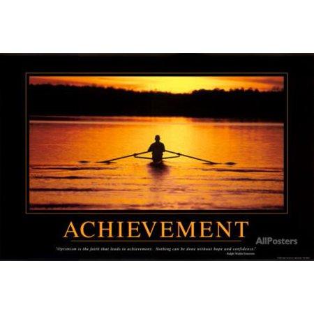 Achievement Poster (Achievement Poster - 36x24)