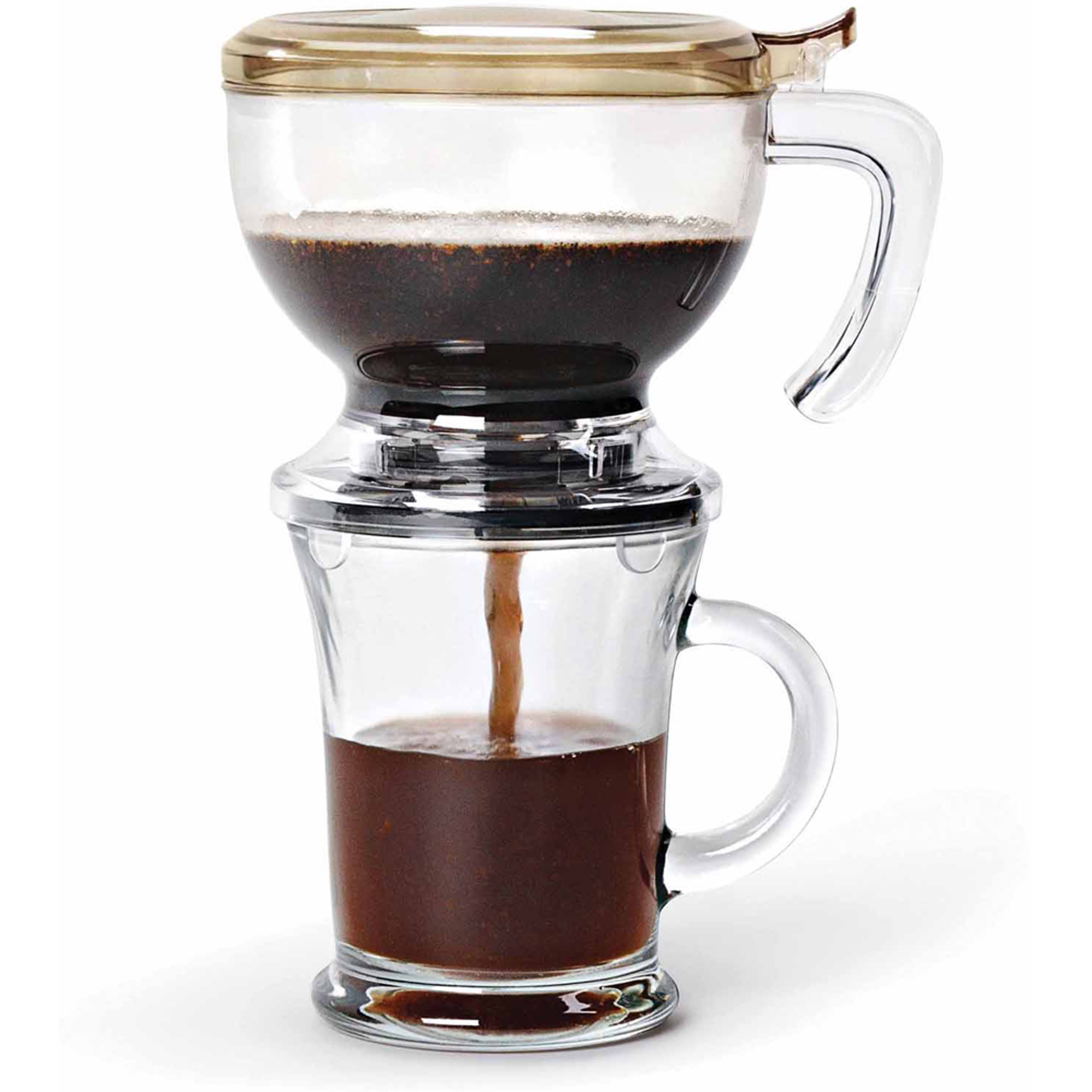 Zevro by Honey Can Do Incred 'a Brew Coffee Maker Set