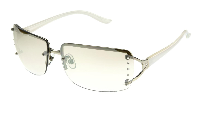 a355deb1f4 Foster Grant - Foster Grant Women s Silver Shield Sunglasses H01 -  Walmart.com