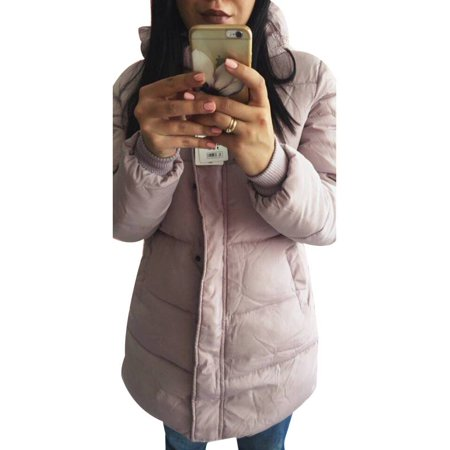1a4e28c73 Women's Winter Warm Hoodied Coats Long Parka Puffer Jacket Outwear