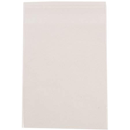 Clear greeting card sleeves compare prices at nextag jam cello sleeves envelope with self adhesive closure 8 m4hsunfo
