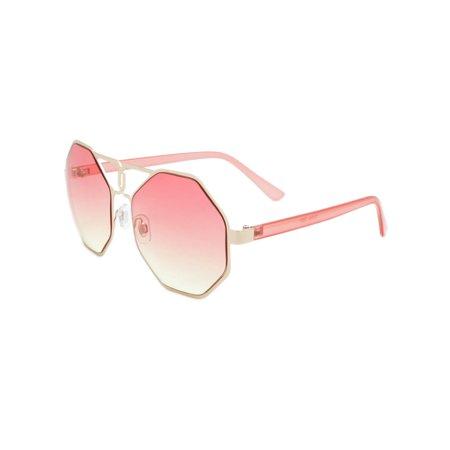 Ladies Cool Geometric Lens Fashion Eyewear (Cool Contact Lenses)