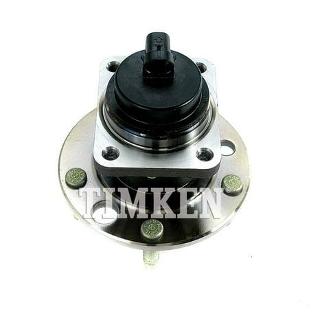 Bearing System (Timken 513090 Axle Bearing and Hub)