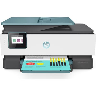 HP OfficeJet Pro 8035 All-in-One Wireless Printer | Oasis | 3UC66A#B1H