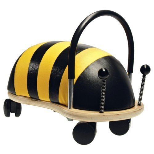 Prince Lionheart Bee Wheely Bug Riding Push Toy
