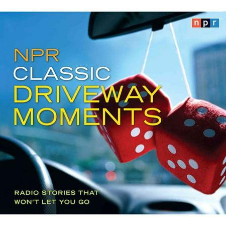 Npr Classic Driveway Moments  Radio Stories That Wont Let You Go