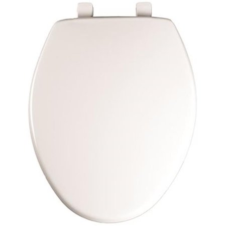 7300Sl 000  Toilet Seat With Whisper Close Hinge  Sta-Tite  Elongated  White - image 1 de 1