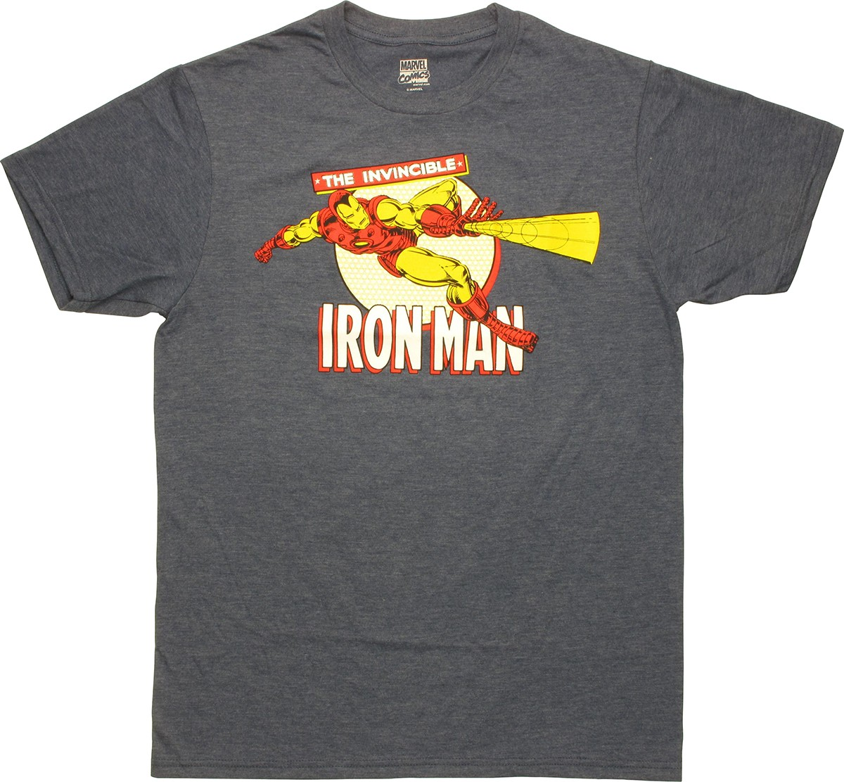 Iron Man Light Blast T-Shirt
