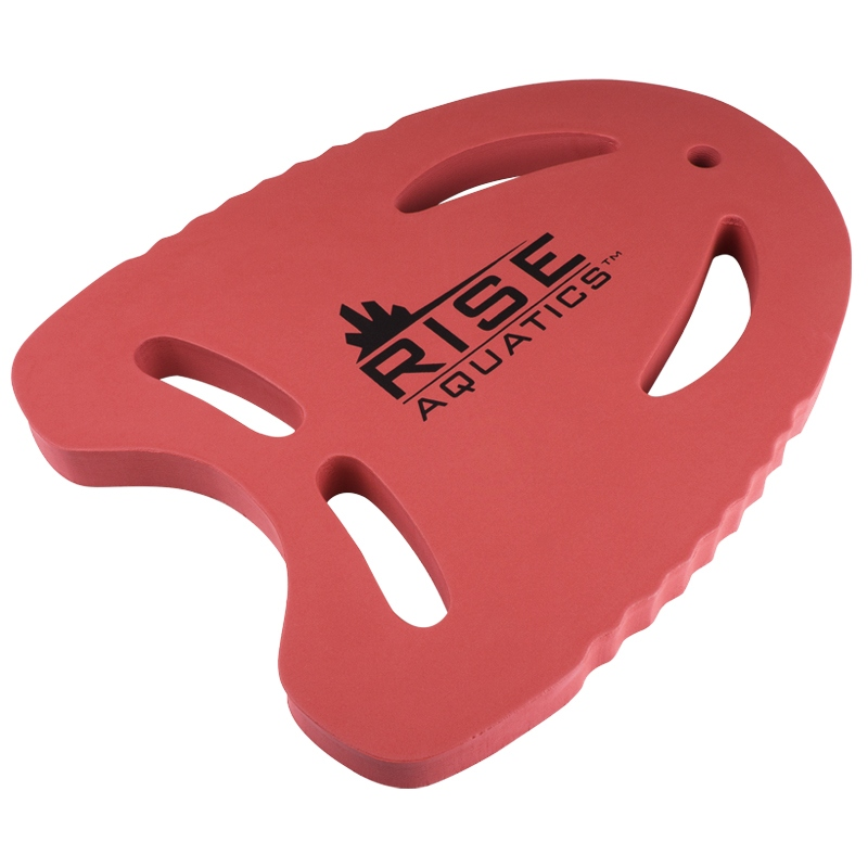 Rise Champion Kickboard in Red