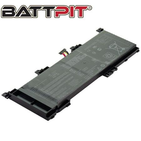 BattPit: Laptop Battery for Asus ROG GL502VY-1A, 0B200-01940100, C41N1531 (15.2V 4120mAh 62Wh) - image 1 de 1