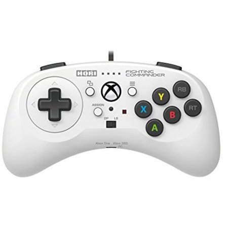 Hori Fighting Stick 360 - Hori Fighting Commander - Wired Controller for Xbox One