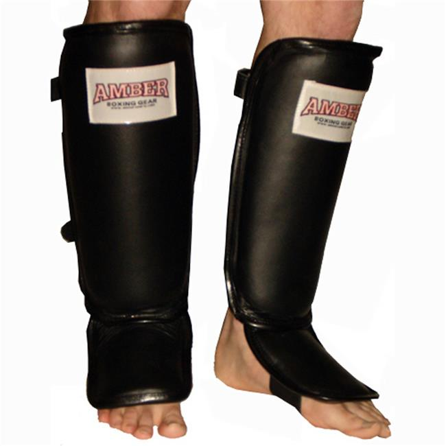 Amber Sporting Goods Leather Shin and Instep Protector
