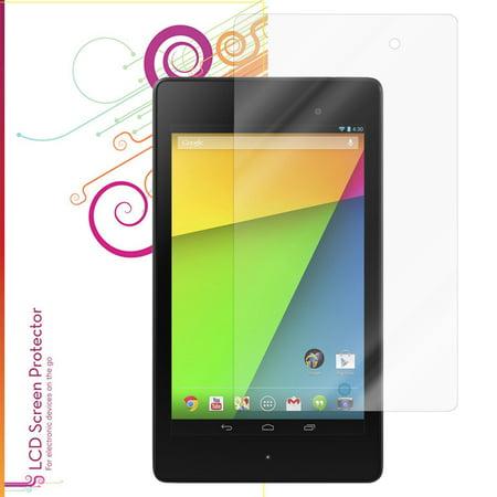 Roocase Google Nexus 7 Fhd  2Nd Generation  Ultra Hd Plus Screen Protector Film Guard  Anti Fingerprint   Self Healing   Bubble Free