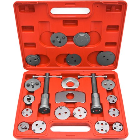 Biltek 22Pc Disc Brake Caliper Piston Wind Back Tool 4WD 4x4 SUV Maintenance Hand Tool
