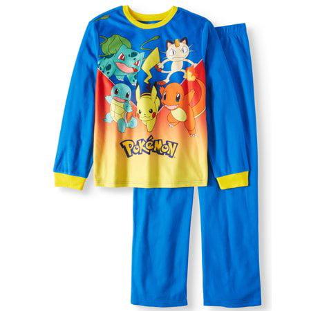 Pokemon - Nintendo Big Boys Licensed Sleepwear