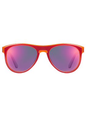 b27b87f7c93 Product Image lacoste l782s 615 red-orange rectangle sunglasses
