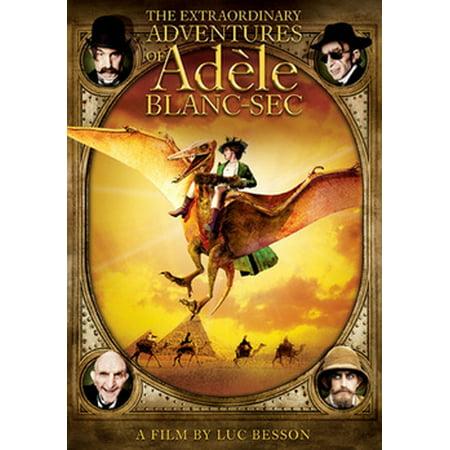 The Extraordinary Adventures of Adele Blanc-Sec (The Amazing Adventures Of Adele Blanc Sec)