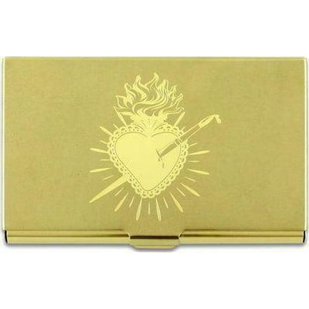 Acme Studio Card Case Heart - Multicolored