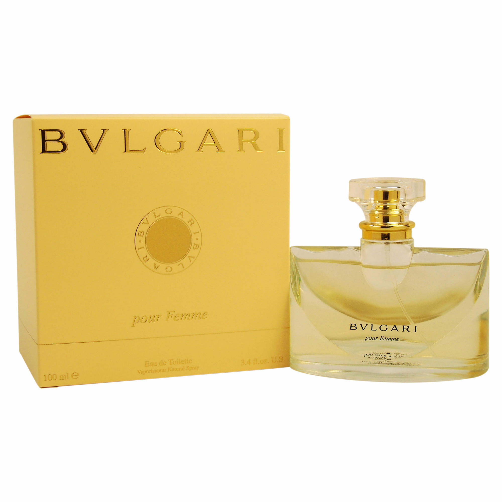 Bvlgari 3.4 oz. Eau De Toilette Spray