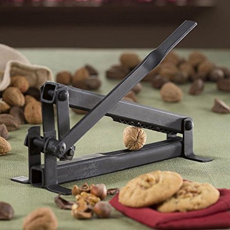 Get Crackin' Nut Cracker-Black Walnut, English Walnut, Pecan, Hazel Nut, Filbertnut,
