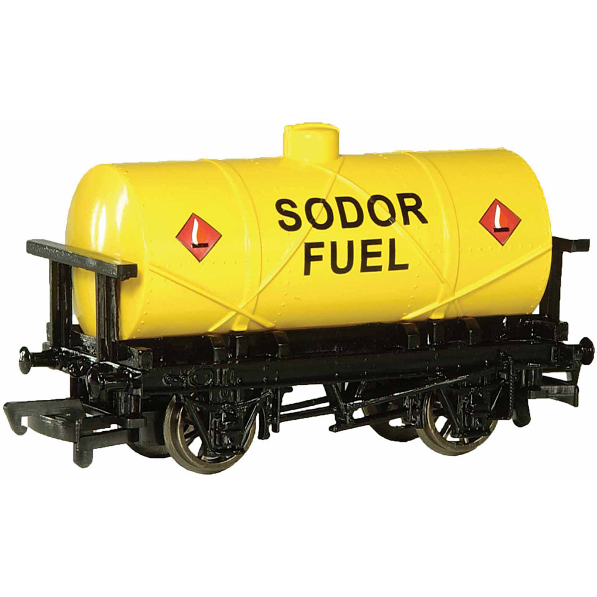Bachmann Trains Thomas and Friends Sodor Fuel Tank, HO Scale Train