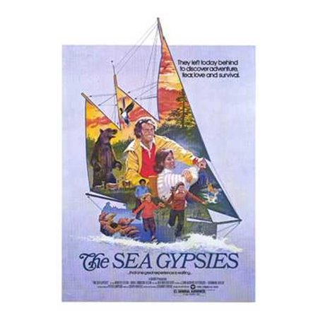 The Sea Gypsies Movie Poster (11 x 17)