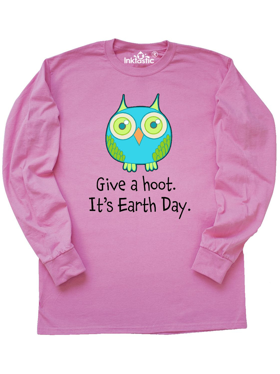 inktastic Owl Always Love You with Cute Owl and Toddler Long Sleeve T-Shirt