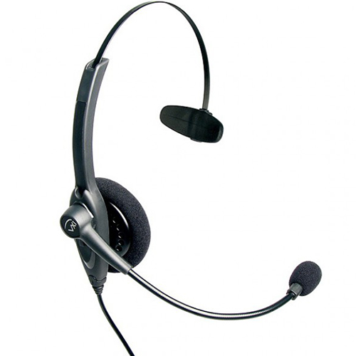 VXI 201561 Passport 10P Monaural Single-Wire Headset by VXI