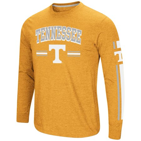 (Tennessee Volunteers Vols UT Men's Long Sleeve Touchdown Pass Tee)