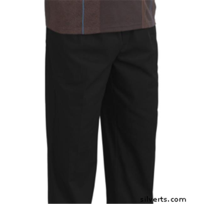 Silverts 507910303 Full Elastic Waist Pull On Pants For M...
