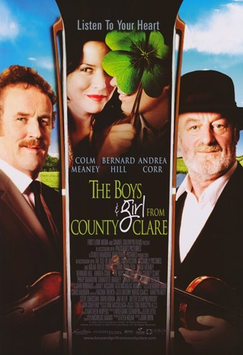Boys and Girl from County Clare Movie Poster (11 x 17) by Pop Culture Graphics