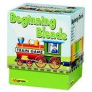 Edupress Beginning Blends Phonics Train Game Set