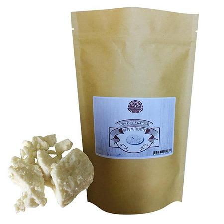 Illipe Butter - illipe nut butter 1lb - 100% pure & natural by oslove organics