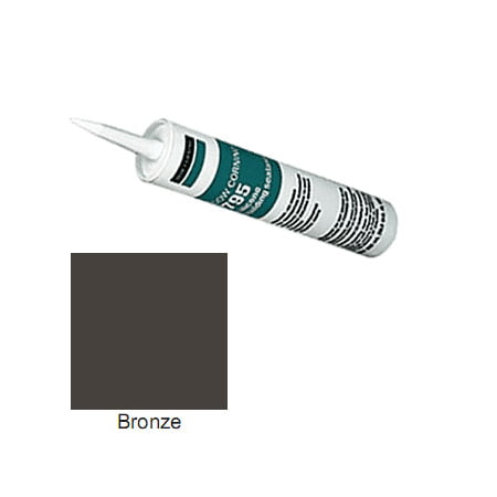 Dow Corning 795 Silicone Building Sealant - Bronze Dow 111 O-ring Silicone