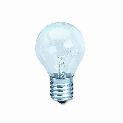 GE 40W 120-Volt Incandescent Light Bulb (Set of 2)